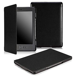 MoKo Case for Amazon Kindle 4th Gen - Ultra Slim Lightweight Smart-shell  Stand Case for Amazon Kindle 4th Generation (6
