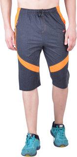 Force Go Wear Gray Club Wear Shorts for Men