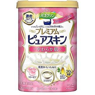 BATHCLIN Pure Skin Bath Salt, 23.2 Ounce