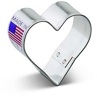 Ann Clark Heart mini Cookie Cutter - 1.5 Inches - Tin Plated Steel
