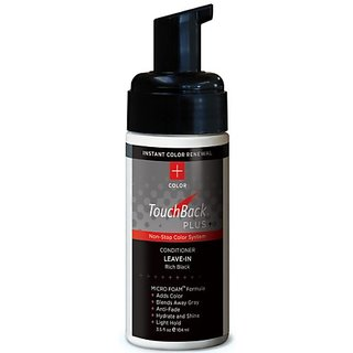 Touch Back Plus Non-Stop Color System Conditioner Micro Foam- Rich Black 4 oz.