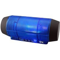 QFX BT-44 Portable Bluetooth Speaker With Microphone (B