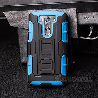 LG G3 Vigor Case, Cocomii [HEAVY DUTY] LG G3 Mini Robot Case NEW [ULTRA FUTURE ARMOR] Premium Belt Clip Holster Kickstan