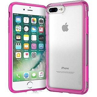 Pelican Adventurer iPhone 7 Plus Case - Clear/Pink