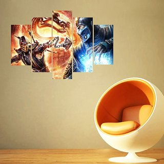 Impression Wall Mystery Man Wall Sticker