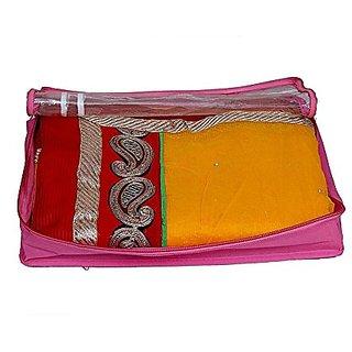 Kuber Industries Non Woven Saree Packing Cover 12 Pcs Set Ki0023017