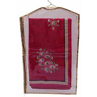 Hanging Designer Saree Cover - 12Pcs, Wedding Collection K021