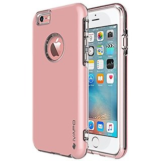 iPhone 6s Plus Case, iVAPO h i iPhone 6 Plus Case, Soft TPU Inner Shock Absorbing Bumper with Hard PC Double Layers Prot