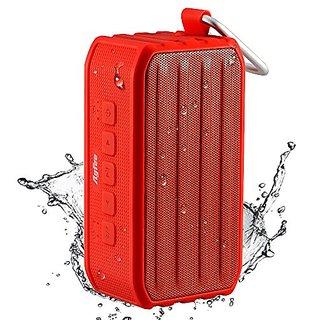 [Bluetooth Waterproof Speakers] Ayfee Wireless Bluetooth 4.0 Waterproof Outdoor / Shower Speaker, with 7W Powerful Drive