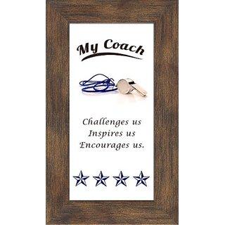 Coach Appreciation Framed Gift 2.5