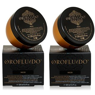 OROFLUIDO Mask PACK OF 2 (250ml each)