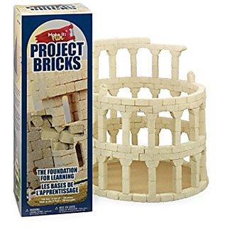 FloraCraft Styrofoam Kits, Make It Fun: Project Bricks Sand