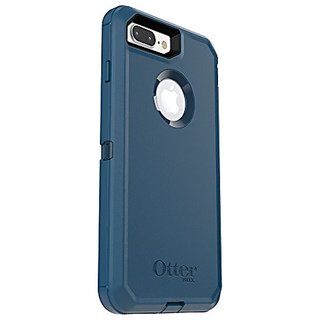 OtterBox DEFENDER SERIES Case for iPhone 7 Plus (ONLY) - Frustration Free Packaging - BESPOKE WAY (BLAZER BLUE/STORMY SE