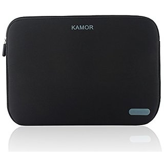 Kamor 15 15.6 16 inch Water-resistant Neoprene Laptop Sleeve Case Bag/Notebook Computer Case/Briefcase Carrying Bag/Skin