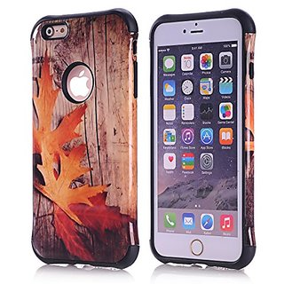 Hocase Iphone 6/6S Plus Case Colorful Dual Layer Shockproof Protective Case With Classy Fashion Design For Iphone 6 Plus