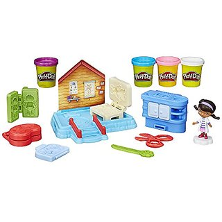 Play-Doh Docs Clinic Featuring Disney Doc McStuffins