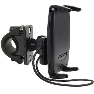 Arkon SM532 Slim-Grip Bicycle and Motorcycle Mount for Smartphone - Black