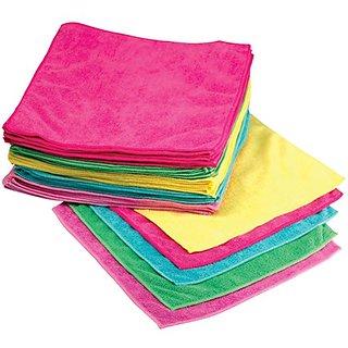 Viatek Mkln12-6 Microklen Fiber Towels, 6-Pack