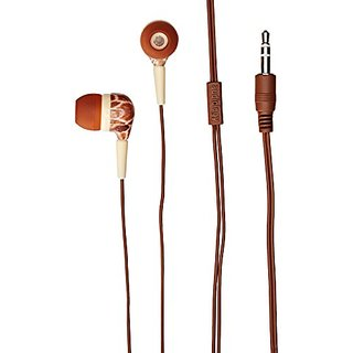 AUDIOLOGY AU-160-GF In-Ear Stereo Earphones for MP3 Players, iPods and iPhones (Multicolored)