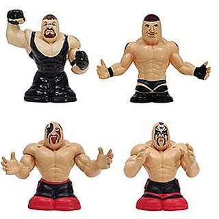 Undertaker, Orton, RW Hawk & RW Animal Thumpers 4 Pack