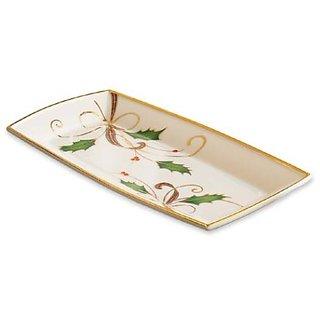 Lenox Holiday Nouveau Bath Fingertip Tray