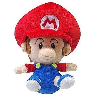 Little Buddy Toys Super Mario Plush-5