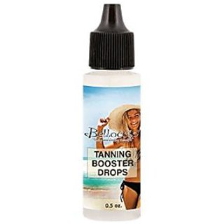 1/2 Ounce Bottle of Belloccio Power Booster Drops (for Intensifing your Sunless Spray Tan)