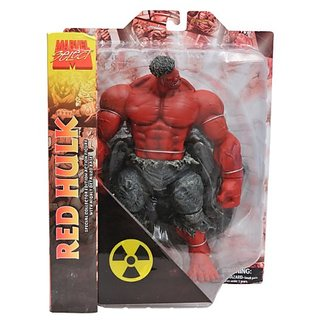 Marvel Select: Online Exclusive Red Hulk Action Figure