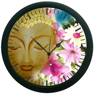 AE World Saint Wall Clock (With Glass)