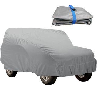 Gold Dust's Car Body Cover for Tata - Safari