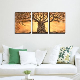Impression Wall Nature 3 Pieces Vinyl Wall Sticker
