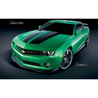 Hungover Chevrolet Camaro Special Paper Poster (12x18 inches)