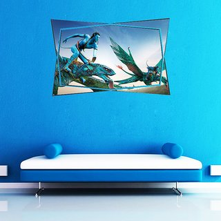 Impression Wall Nature Pieces Wall Sticker