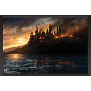 Hungover The Hobbit The Desolation Of Smaug Special Paper Poster (12x18 inches)