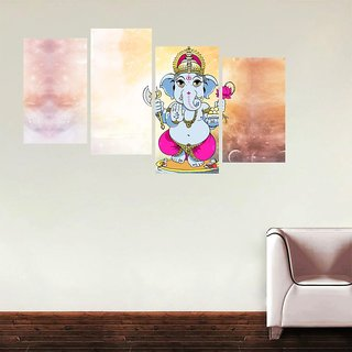 Impression Wall Ganesha Cut Out Vinyl Wall Stickers