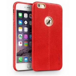 Vorson Back Cover For Apple iPhone 6 Plus(Red)