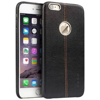 Vorson Back Cover For Apple iPhone 6(Black)