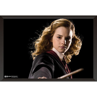 d905f049c9 Hungover Hermione Granger Poster Harry Potter Special Paper Poster (12x9  inches)