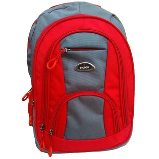 Buy Red Fabric Casual Backpacks Bag Online - Get 88% Off 3debdab9952b2