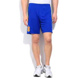 Blue polyester sports /gmy shorts