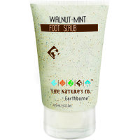 The Nature's Co. Walnut - Mint Foot Scrub