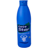Coco Star Pure Coconut Hair Oil 175 Ml    Cocostar11