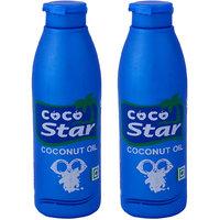 Coco Star Pure Coconut Hair Oil 200 Ml    Cocostar16
