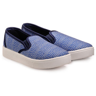 Nell Women's Blue Sneakers