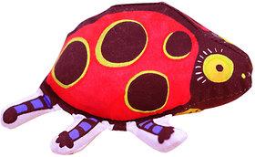 Futaba Small Ladybug Pet Toy
