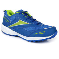 U.S Gear Men's Blue & Green Lace Sport Shoes