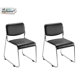 Earthwood -Buy 1 Stackable Visitor Chair Get 1 Free