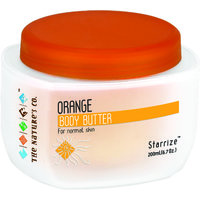 The Nature's Co. Orange Body - Butter