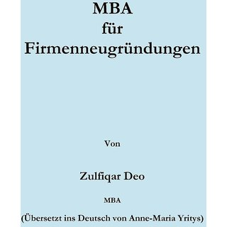 MBA for Startups (German)