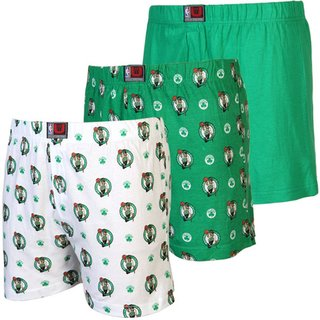 KOTTY Green Printed Boxers for Men